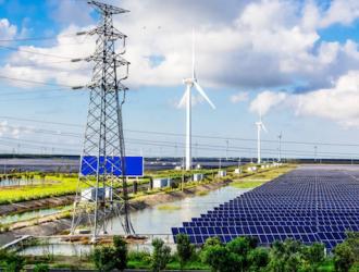 """聚焦光伏行业发展对话扬中!看企业如何构造""""世界绿色能源案例"""""""